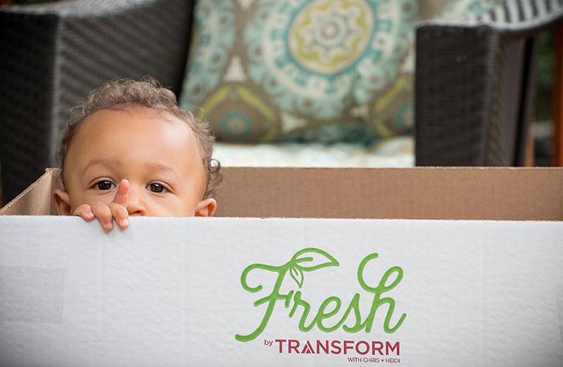 Fresh by TRANSFORM   Creative Director & Content Creator