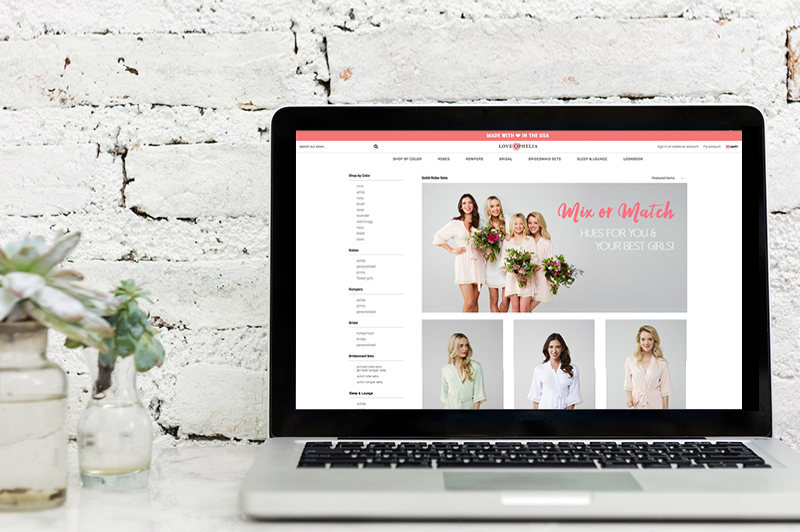Love Ophelia | Digital Marketing Strategy & Social Media Marketing Bridal Brand