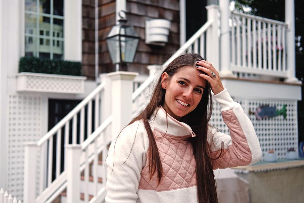 The Perfect Pink Fleece